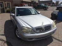Mercedes-Benz S-Class 2000,CUIR,MAGS,GROUP ELECTRIC.
