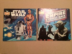 Star Wars read along books