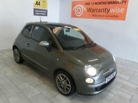 2010 Fiat 500 1.3 Multijet DIESEL ***BUY FOR ONLY £28 PER WEEK***