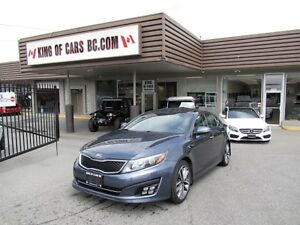 2015 Kia Optima SX TURBO - PANORAMIC ROOF