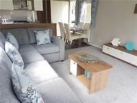 Brand new 2 bedroom holiday home static caravan on sea view site Isle of Wight