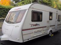 Coachman Amara Five Berth Touring Caravan