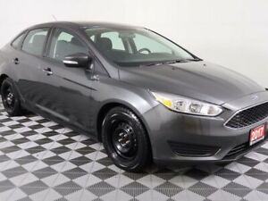 2017 Ford Focus SE w/REMOTE START, HEATED SEATS AND STEERING WHE