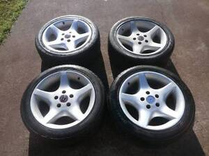 HOLDEN COMMODORE VR VS HSV CLUBSPORT REPLICA WHEELS Campbelltown Campbelltown Area Preview