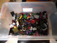 LEGO SMALL JOB LOT