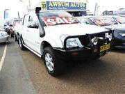 2004 Holden Rodeo RA LT White Automatic Utility Minchinbury Blacktown Area Preview