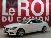 Mercedes-benz Classe-CLS CLS550 4MATIC AMG PACKAGE 2012