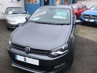 2011 Volkswagen Polo 1.4 SEL 5 Door Automatic 5 door Hatchback