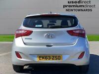 2013 Hyundai i30 1.4 Active 5Dr Hatchback Petrol Manual