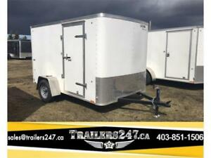 -*-*New 6ft x 10ft Cargo Trailer by Look Trailers*-*- Tax IN $$