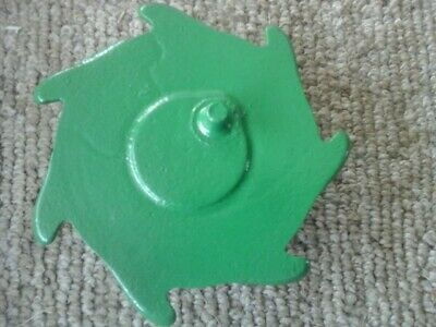 John Deere Van Brunt Model B Grain Drill Parts Available Seed Wheel Feed Part