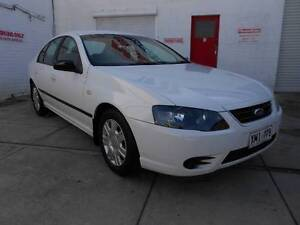 2007 Ford Falcon BF MKII BARGAIN WITH REGO! Hendon Charles Sturt Area Preview