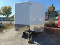 2016 Mirage V-Nose Cargo / Toy Hauler 8.5X16 w. GOLD Package