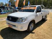 2010 Toyota Hilux TGN16R 09 Upgrade Workmate 4 Speed Automatic Dual Cab Pick-up Clontarf Redcliffe Area Preview