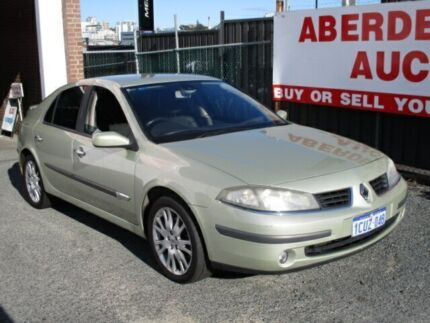 2008 Renault Laguna 2.2 DCI Blue 5 Speed Automatic Hatchback West Perth Perth City Area Preview