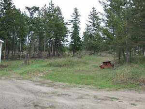 Peaceful gentle sloping acreage with mobile in Pritchard