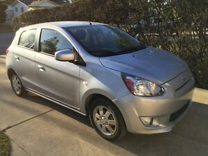 2014 Mitsubishi Mirage SE Sedan with PLUS Option