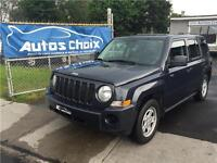 JEEP PATRIOT NORTH 2008 **54$/SEM.**TOUT EQUIPE**