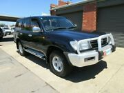 2002 Toyota Landcruiser FZJ105R GXL (4x4) Blue 4 Speed Automatic 4x4 Wagon Gilles Plains Port Adelaide Area Preview
