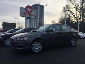 2009 Mitsubishi Lancer DE - CERTIFICATION AND ETESTING INCLUDED Cambridge Kitchener Area image 1