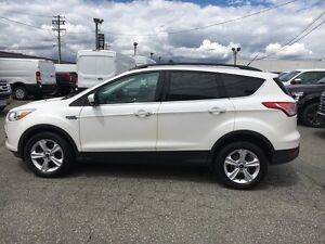 2014 Ford Escape SE with Navigation and Leather Seats