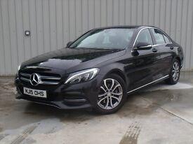 Mercedes C220 Sport premium