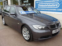 BMW 325 2.5 auto 2006 i SE Touring S/H £6725 of added extras p/x swap