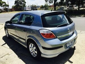 2006 Holden Astra AH MY06.5 CD 4 Speed Automatic Hatchback Brooklyn Brimbank Area Preview