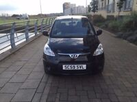 09 Hyundai i10 1.2 petrol £30 road tax long mot
