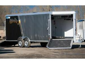 CargoPro All aluminum 8.5 x 22 All Sport enclosed cargo trailer