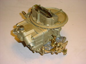 HOLLEY 350  carby 7448 2bbl carburettor man choke chev holden ford chrysler carb