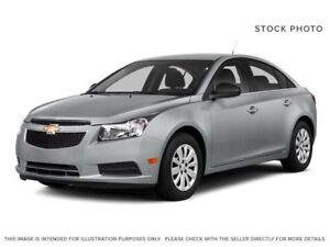 2014 Chevrolet Cruze W/ Cloth, Power Windows/Locks/Mirrors