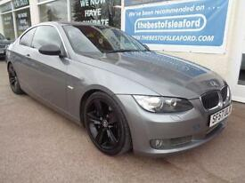 BMW 335 3.0 2007 i SE Full S/H 8 Stamps 2 New Turbos P/X