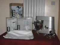 Kenwood Chef Titanium Food Mixer