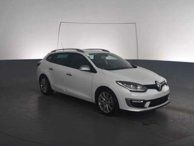 2015 Renault Megane Iii K95 Phase 2 Gt Line Sportwagon Edc White