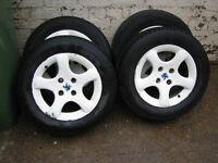 peugeot/berlingo alloy wheels 205/60/15