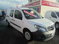 2016 Mercedes-Benz Citan 111CDI Van CREW CAB PANEL VAN Diesel Manual