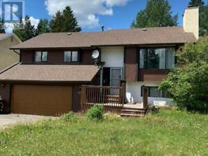 124 PEACE RIVER CRESCENT Tumbler Ridge, British Columbia