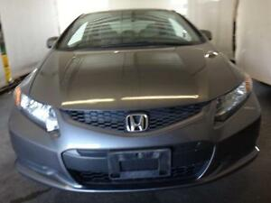 2012 Honda Civic Cpe LX