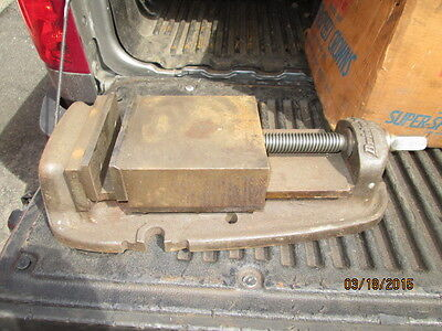 Machinist Tools Lathe Mill 6 Bridgeport Mill Milling Vise