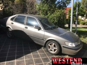 2001 Saab 9-3 S Grey Automatic Sedan Lisarow Gosford Area Preview