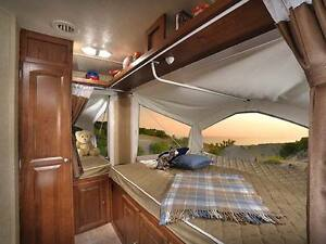 CAMP IN PURE LUXURY/TRAILER FOR RENT DELIVERED RIGHT TO CAMPSITE