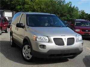 2008 Pontiac Montana SV6 w/1SA, alloy , dvd