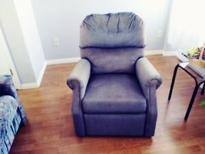 Fauteuil 1 place inclinable