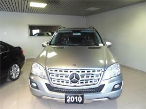 2010 MERCEDES BENZ ML350  BLUETEC  **NAVI+CAMERA**