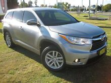 2014 Toyota Kluger GSU50R GX (4x2) Silver 6 Speed Automatic Wagon South Grafton Clarence Valley Preview