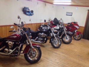 ** EZ RECREATION * PRE-OWNED MOTORCYCLES ON SALE **