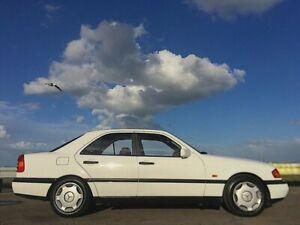 1994 Mercedes-Benz C180 Esprit Polar White 4 Speed Automatic Sedan Norlane Geelong City Preview