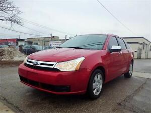 09 FORD FOCUS SE! LOW KM! CERTIFIED! HEATED SEATS!