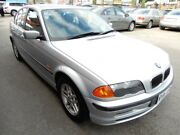 1998 BMW 323I E46 Silver 5 Speed Manual Sedan Enfield Port Adelaide Area Preview
